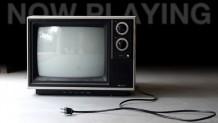 TV set vintage