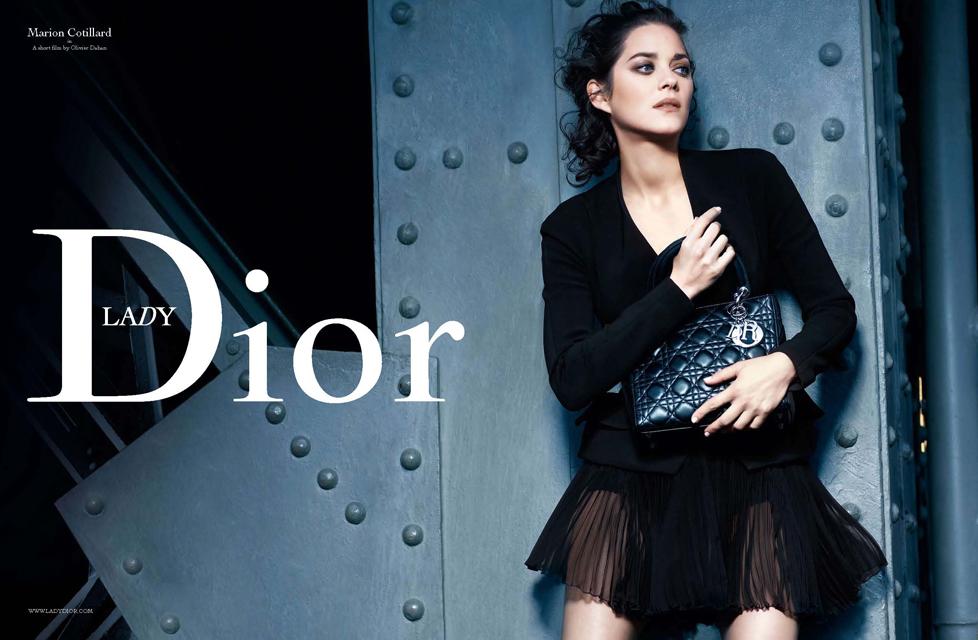 Dior Marion Cotillard1