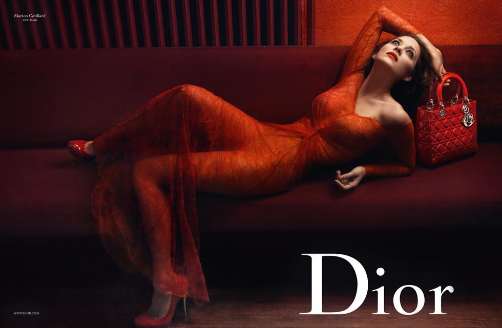 Dior Marion Cotillard3