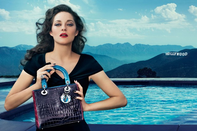 Dior Marion Cotillard4