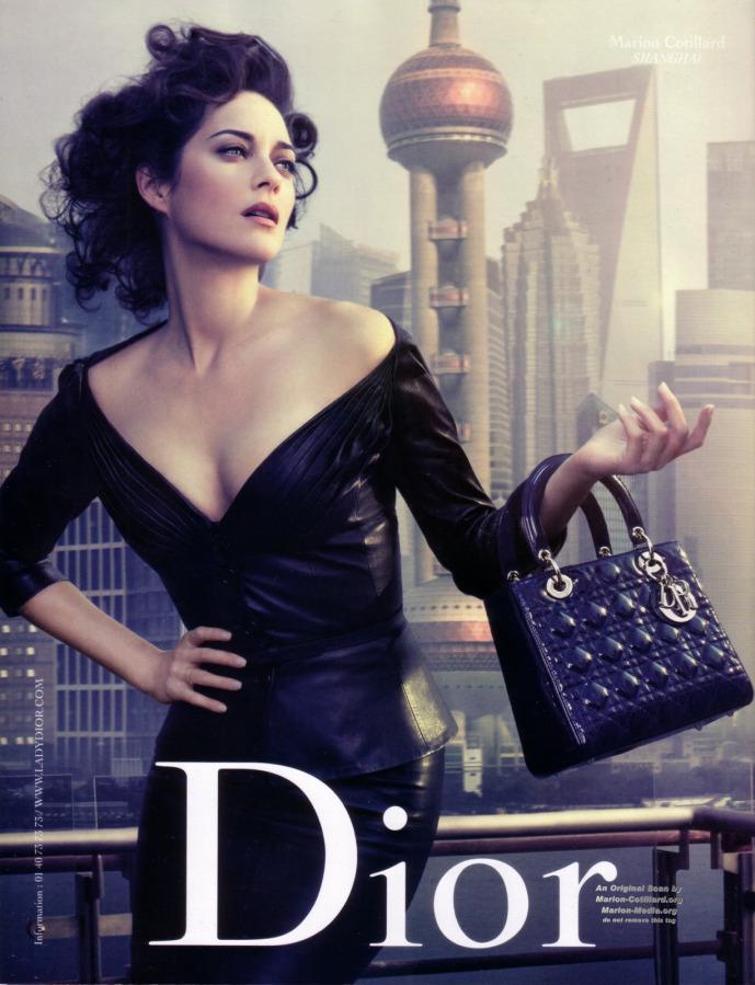 Dior Marion Cotillard5