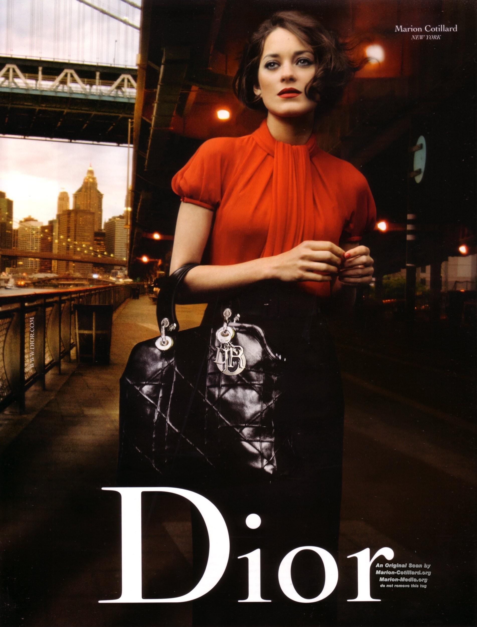 Dior Marion Cotillard6