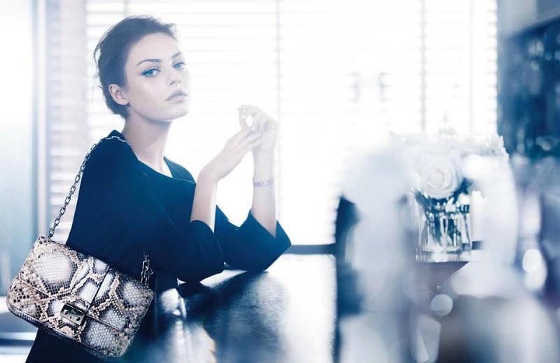 Mila Kunis Dior1
