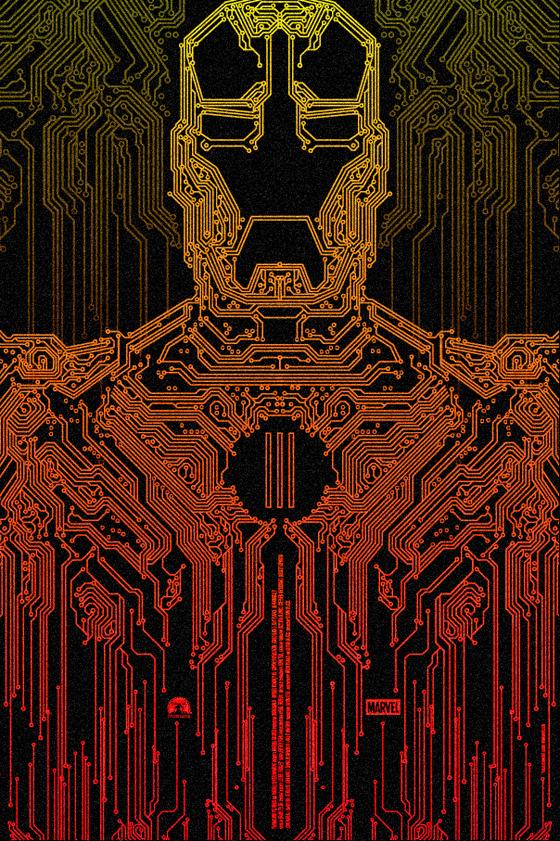Iron Man 3 by Brandon Schaefer