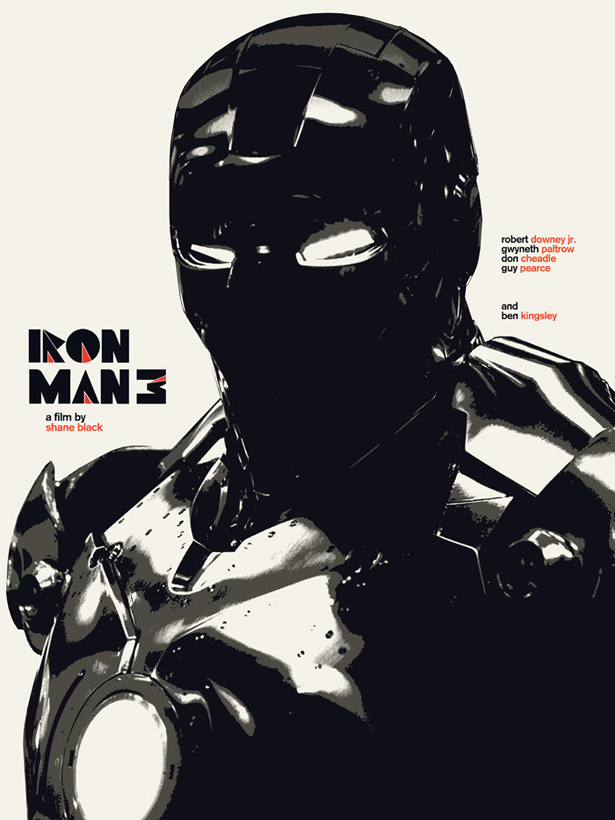 Iron Man 3 by Midnight Marauder