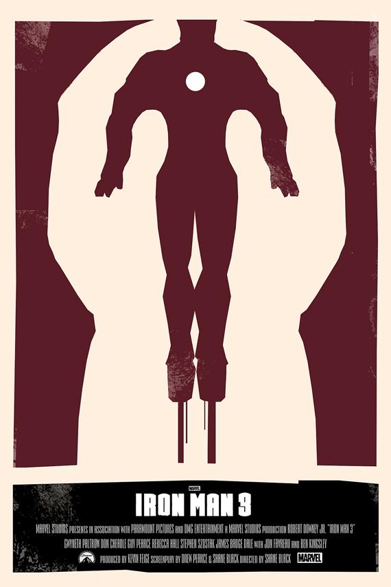 Iron Man 3 by Sharm Murugiah