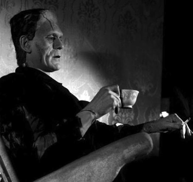 Frankenstein movies of the 1930s with Boris Karloff 02