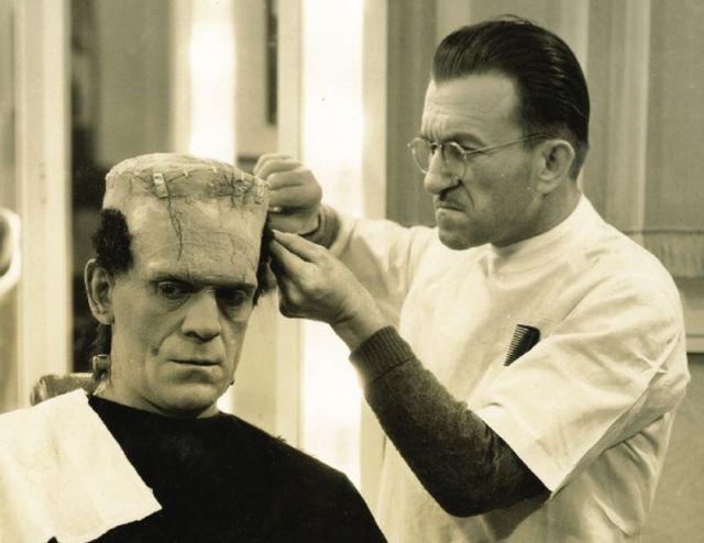 Frankenstein movies of the 1930s with Boris Karloff 04