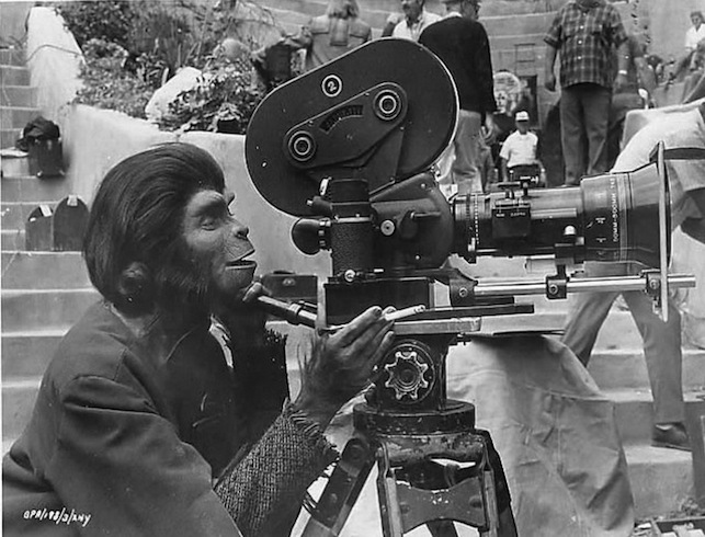 Planet of the Apes 01