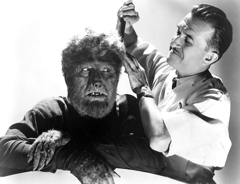 The Wolf Man and Frankenstein Meets The Wolf Man 02