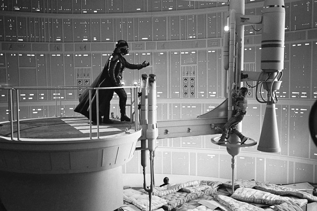 empire strikes back-Behind-The-Scenes