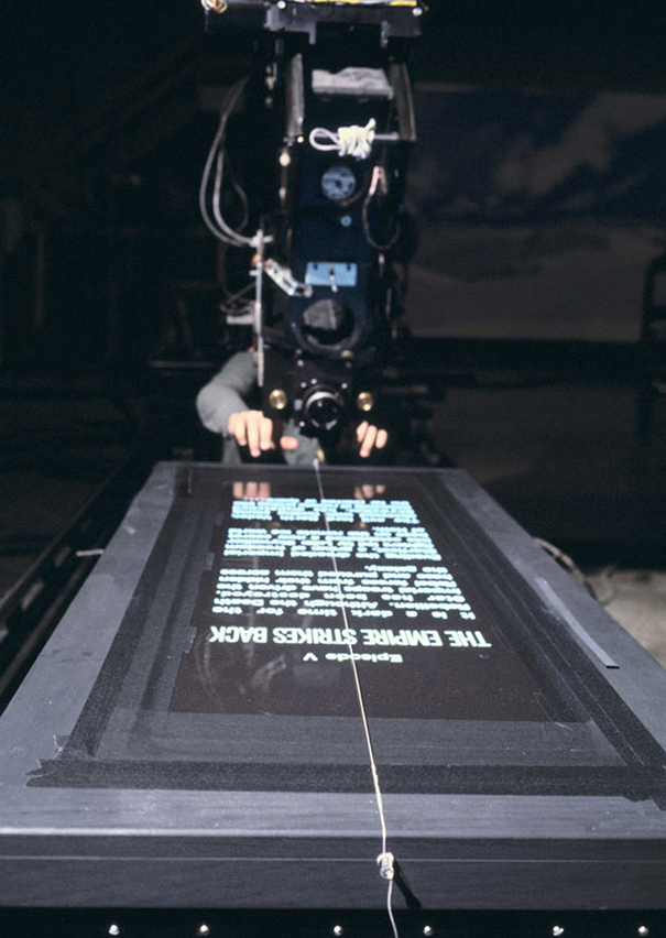 empire strikes back credits behind-the-scenes