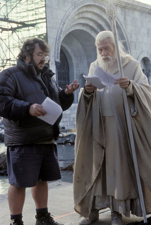 lord of the rings behind-the-scenes