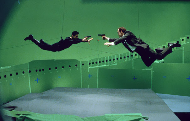 the matrix behind-the-scenes