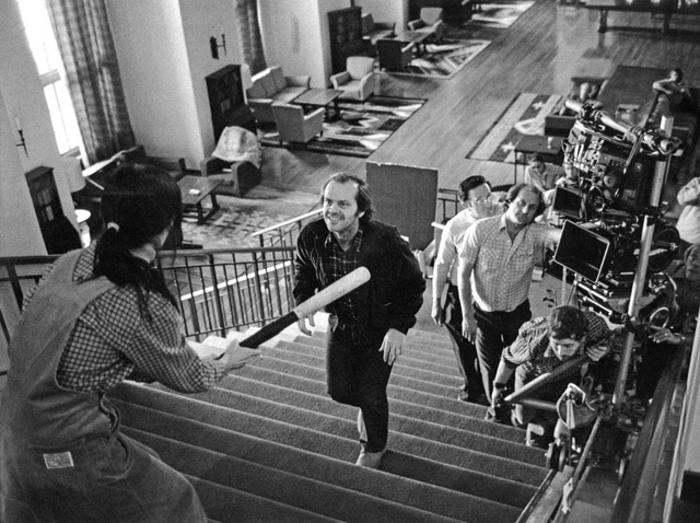 the shining-Behind-The-Scenes