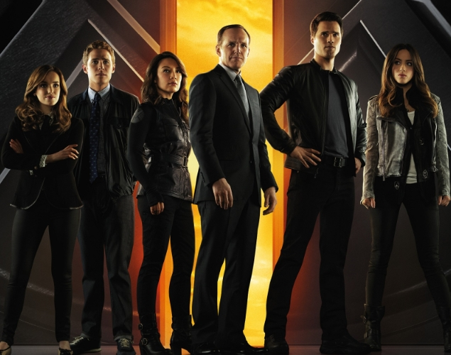 Marvel's Agents of S.H.I.E.LD. POSTER
