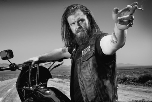 Ryan Hurst - Opie - Sons of Anarchy