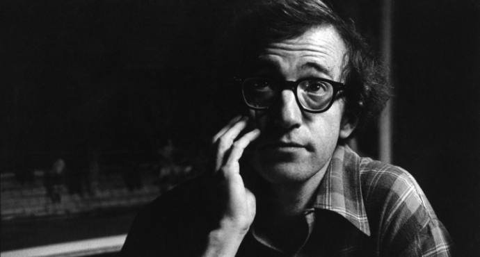Woody Allen - Hannah period bw