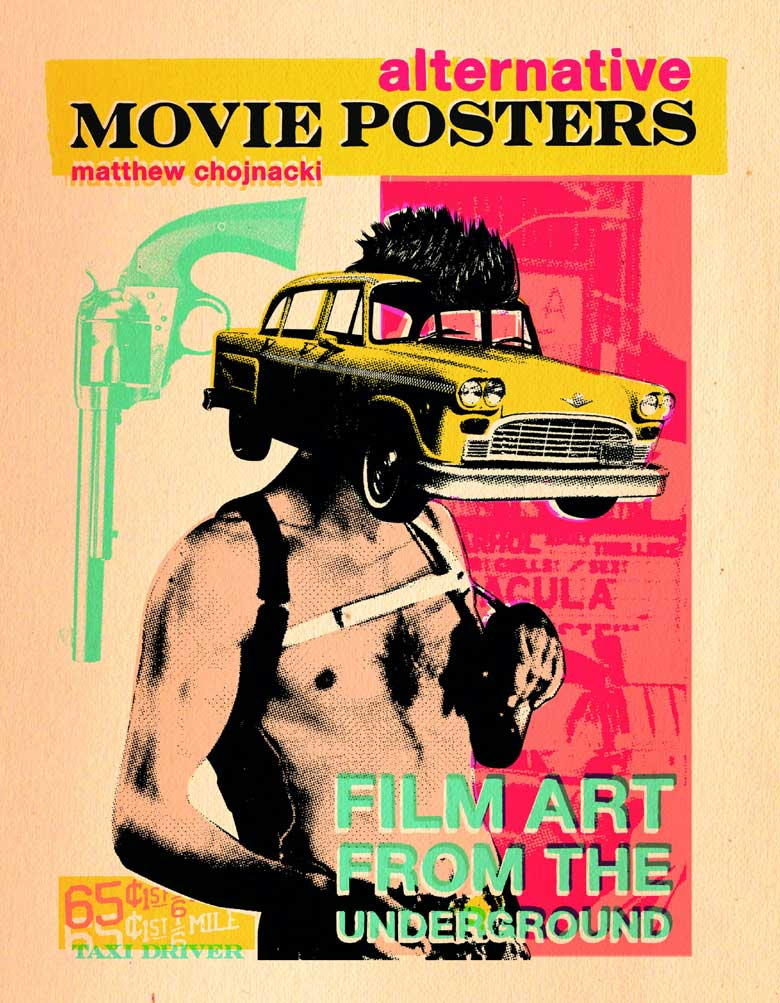 Alternative movie posters cover
