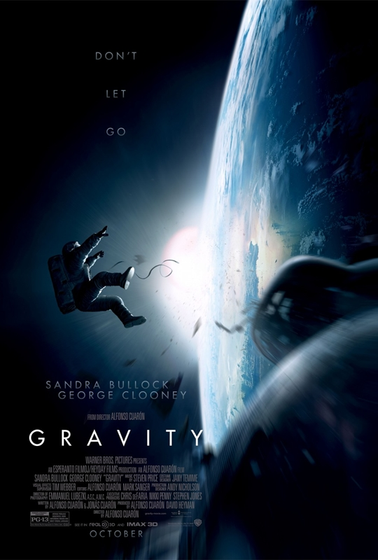 GRAVITY poster L