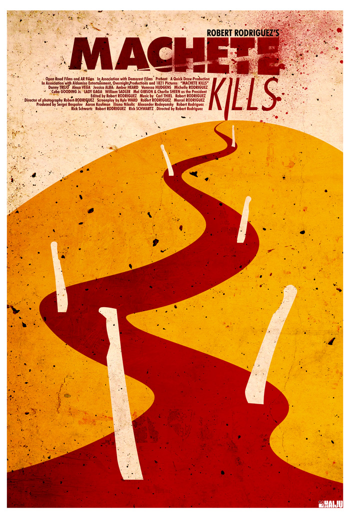 Machete Kills From Grégory Sacré