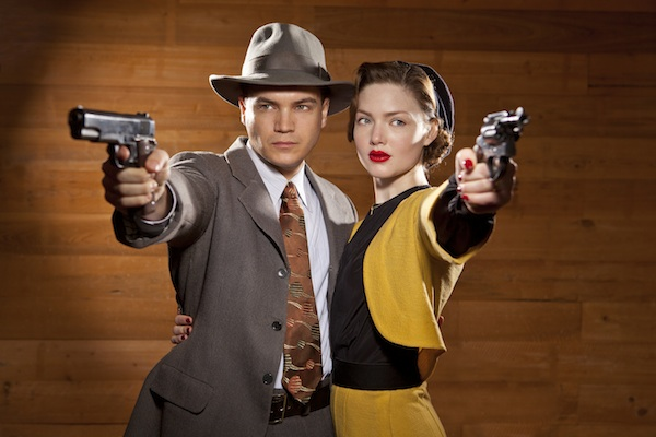 Bonnie and Clyde series