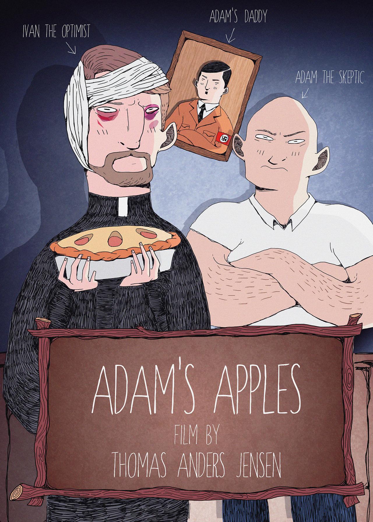 Daniel Barany - Adam's Apples