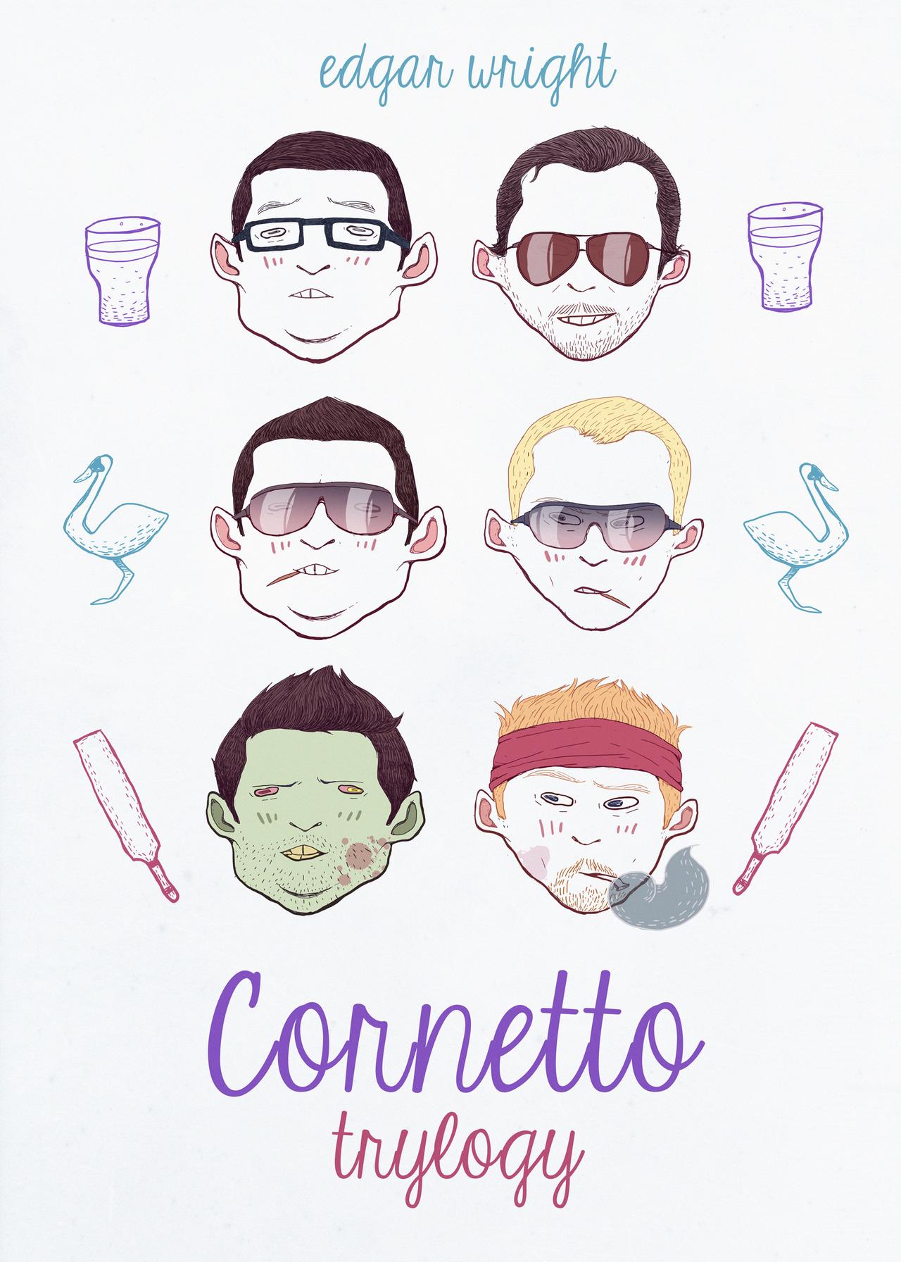 Daniel Barany - Cornetto Trilogy