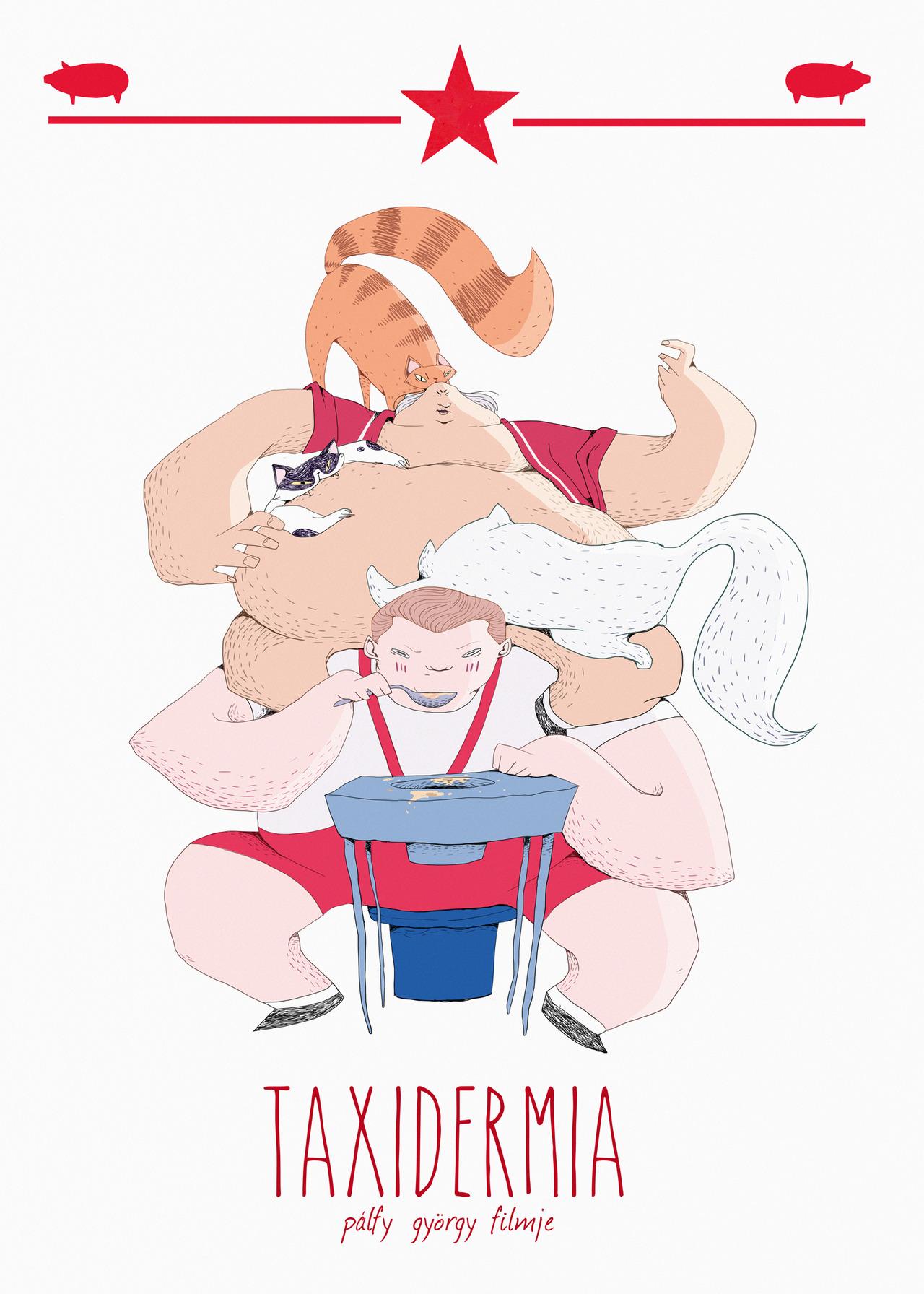 Daniel Barany - Taxidermia