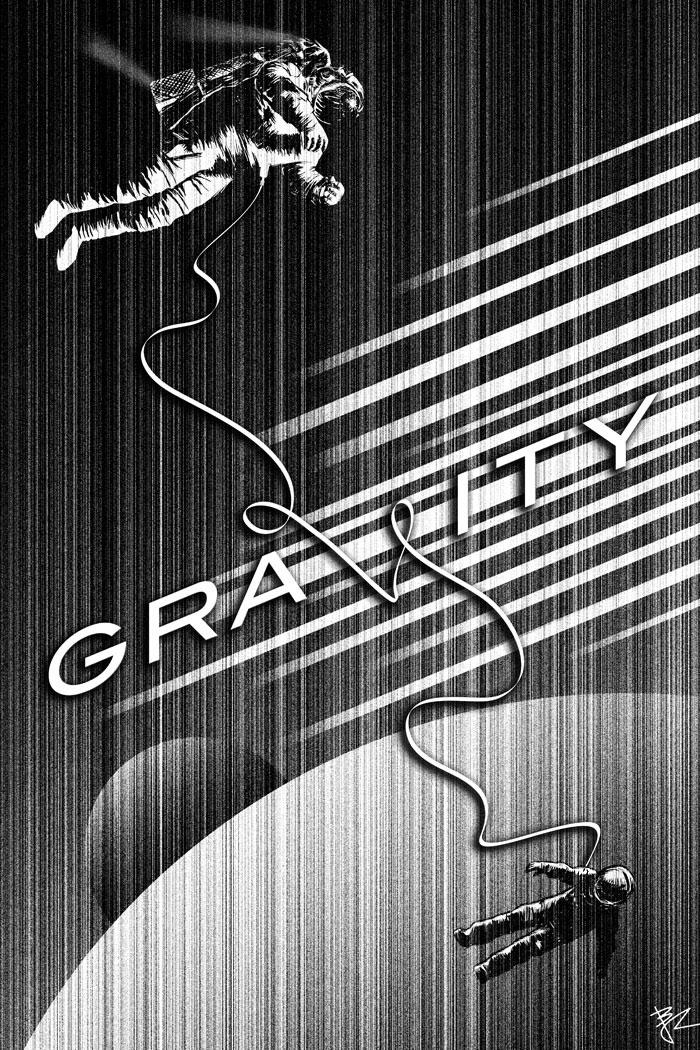 Gravity by JB Roux