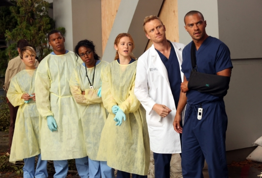 Grey's Anatomy 10c