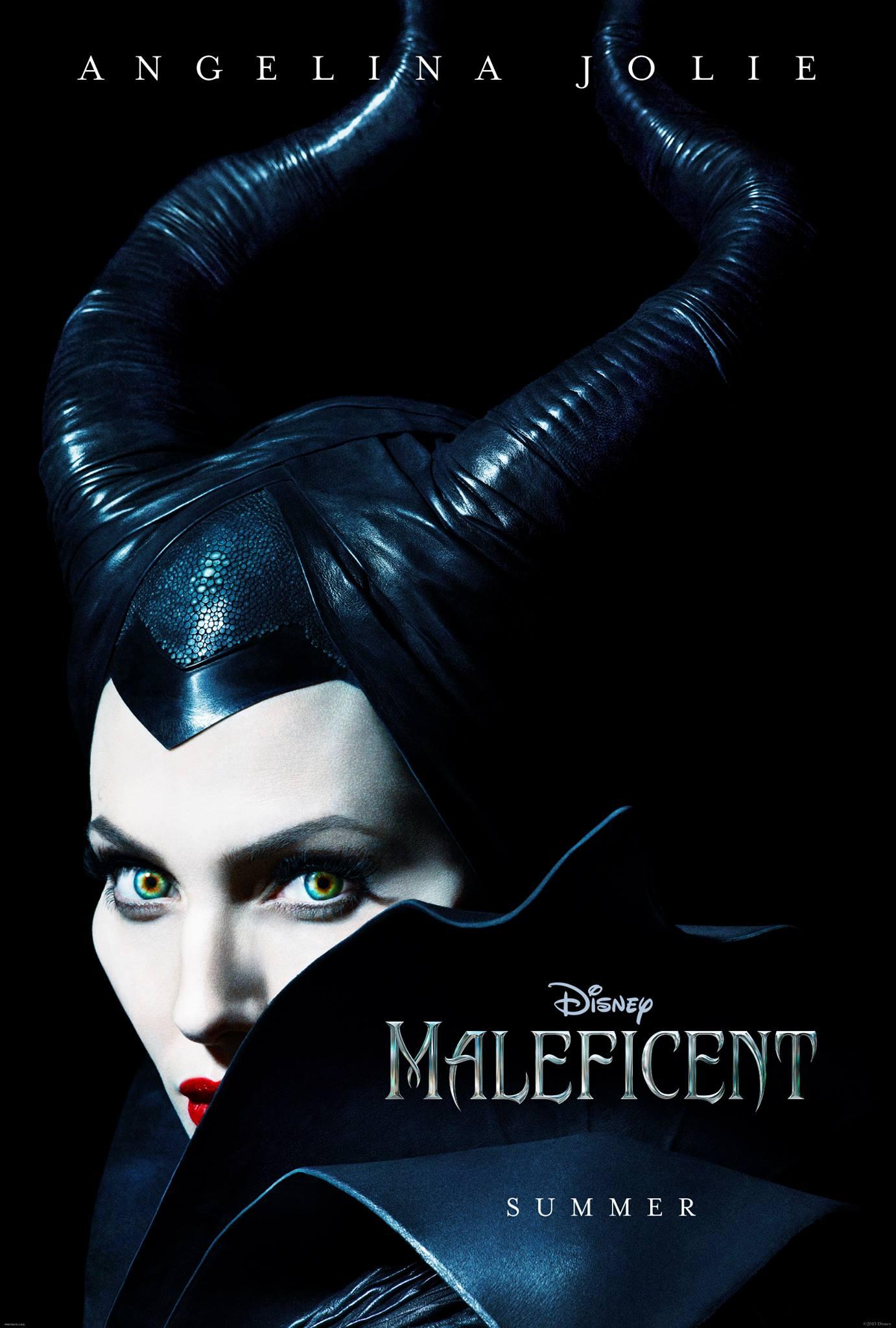 Maleficent teaser poster