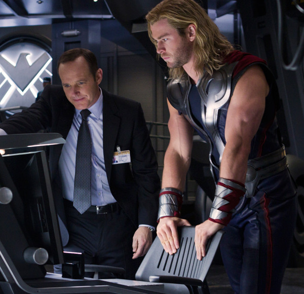 Agents SHIELD - Thor