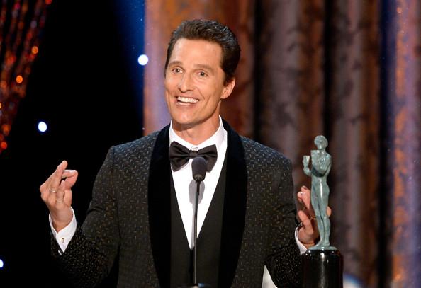 McConaughey SAG
