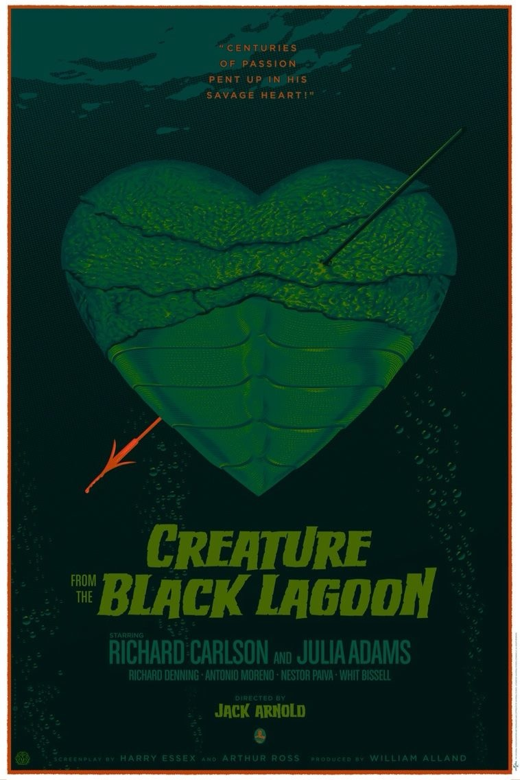 Laurent-Durieux-creature-from-the-black-lagoon