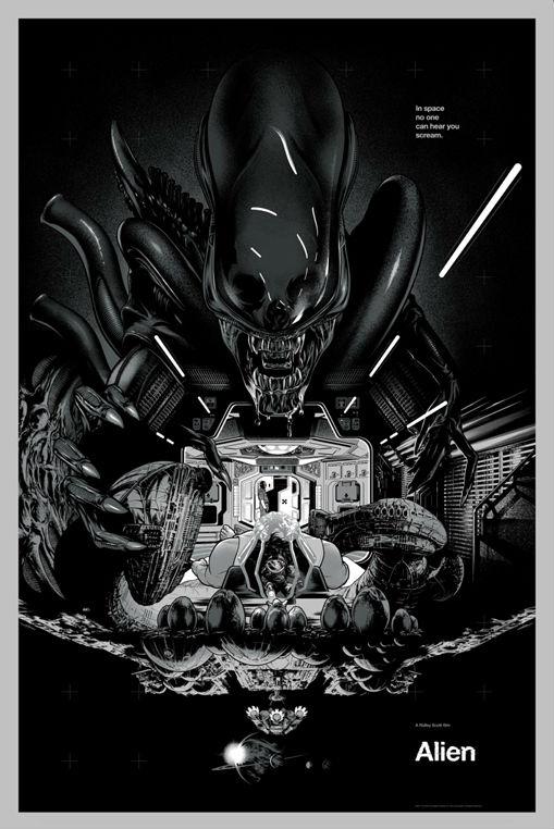 Alien-by-Martin-Ansin