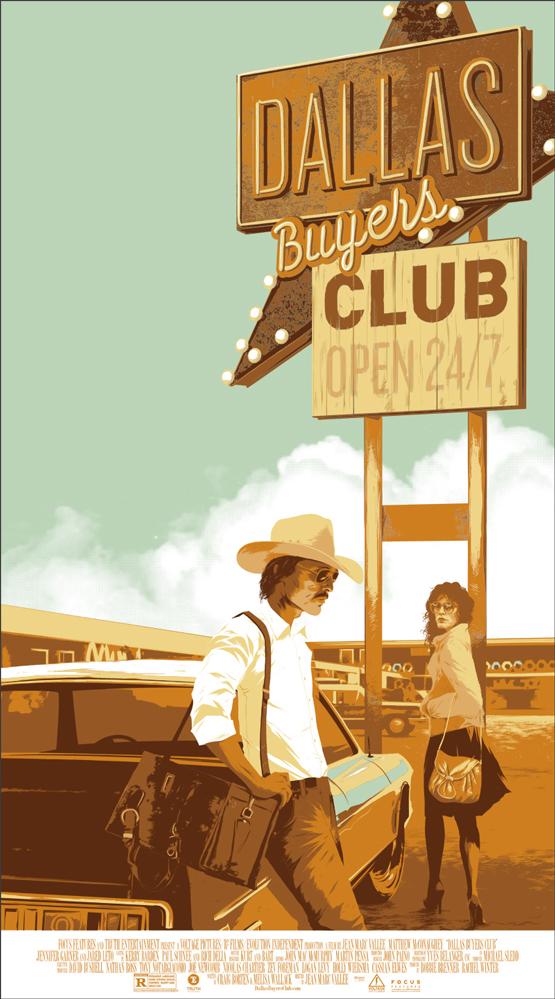 Dallas Buyers Club by Matt Tayler