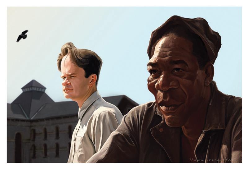 Shawshank-Redemption-by-Mark-Hammermeister