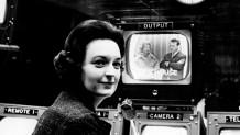 TV newsroom 11