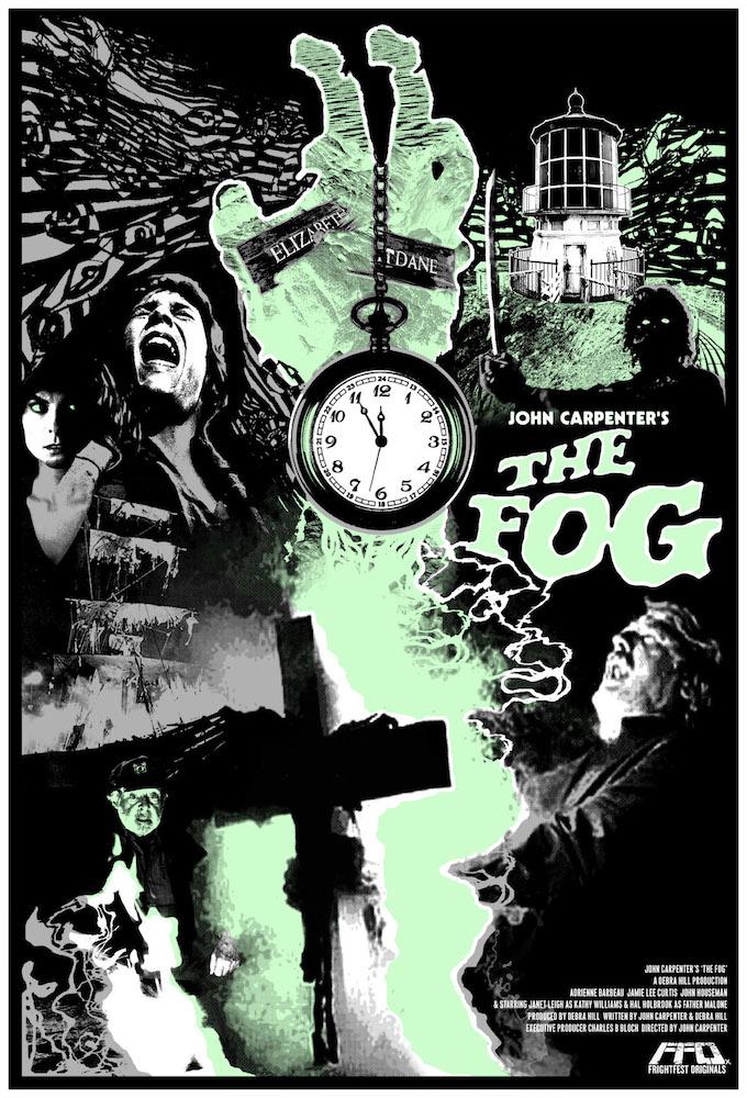 The Fog by Luke