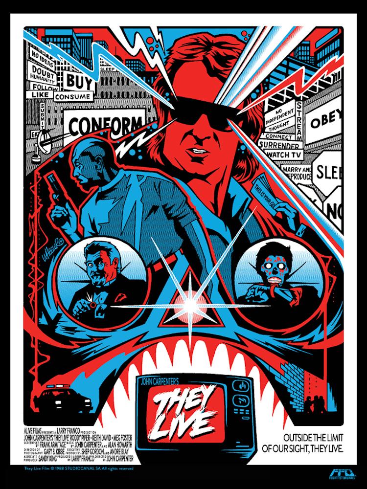 They Live by Jeremy Wheeler