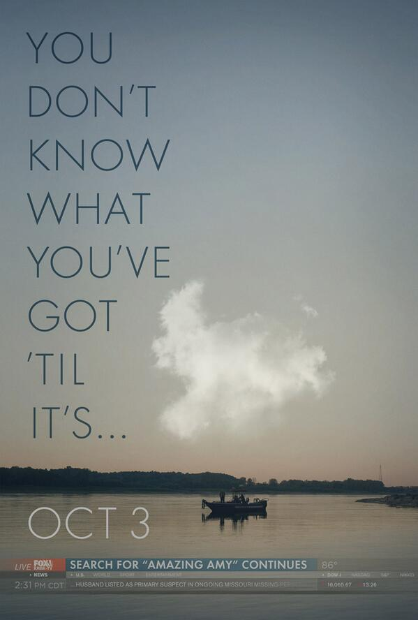 Gone Girl_poster A