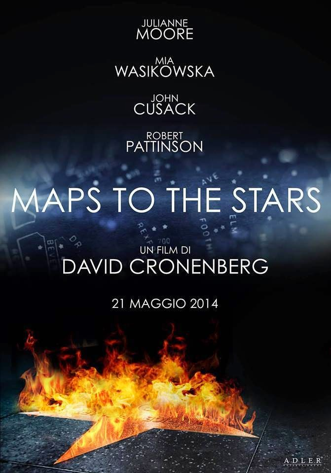 Map to the stars teaser poster