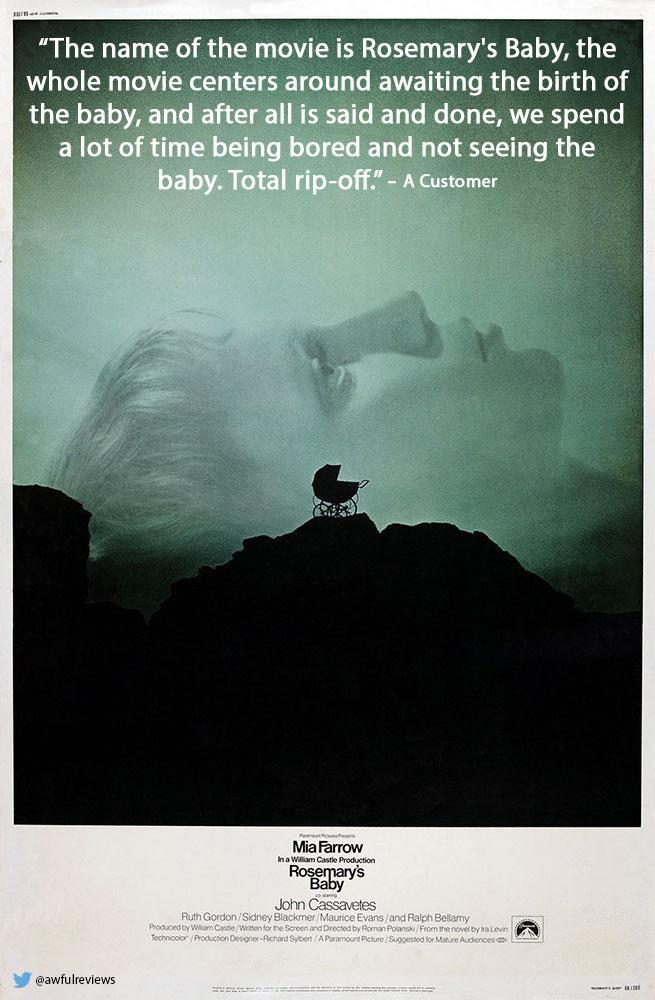 Rosemarys Baby TV MiniSeries 2014  IMDb
