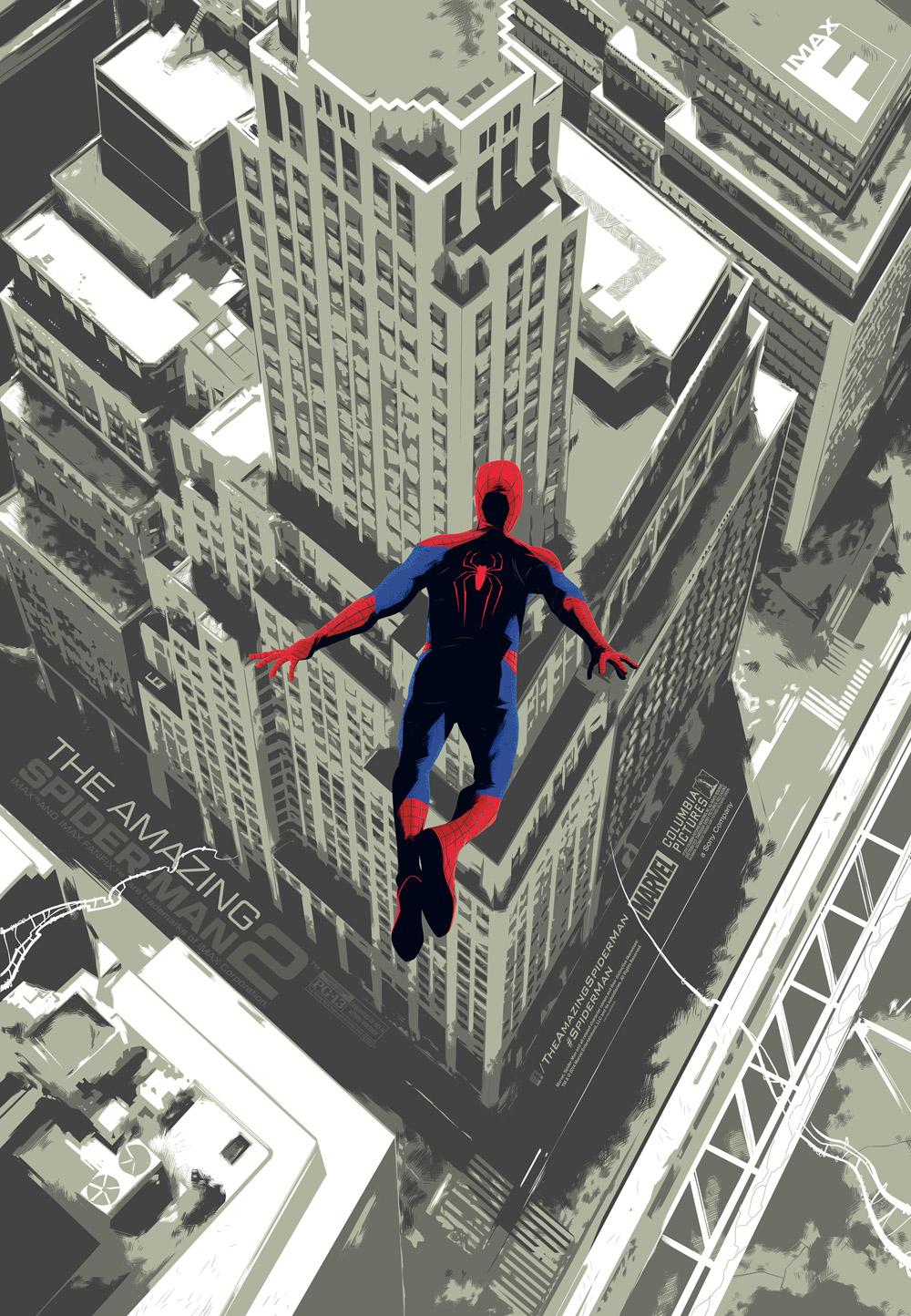 The-Amazing-Spider-man-2-by-Matt-Taylor