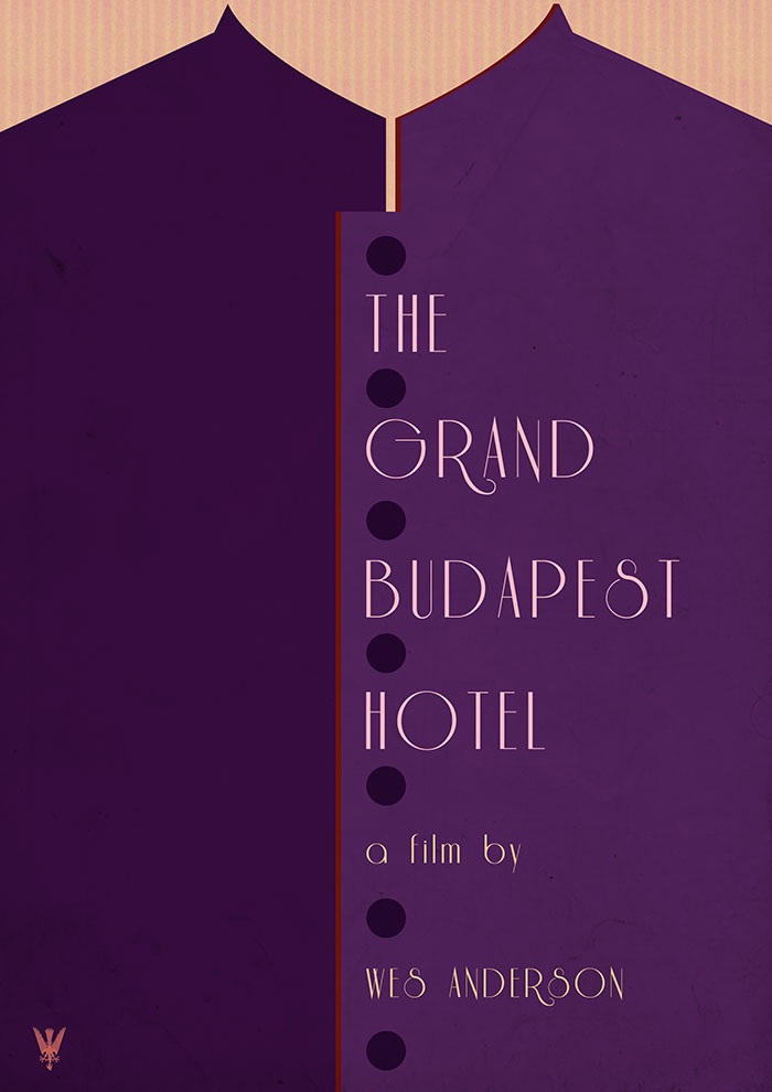 The Grand Budapest Hotel By Gian Batista 01