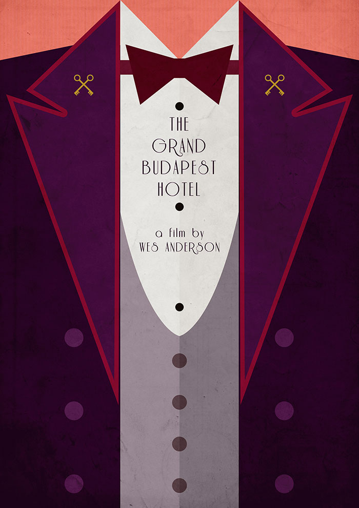 The Grand Budapest Hotel By Gian Batista 02