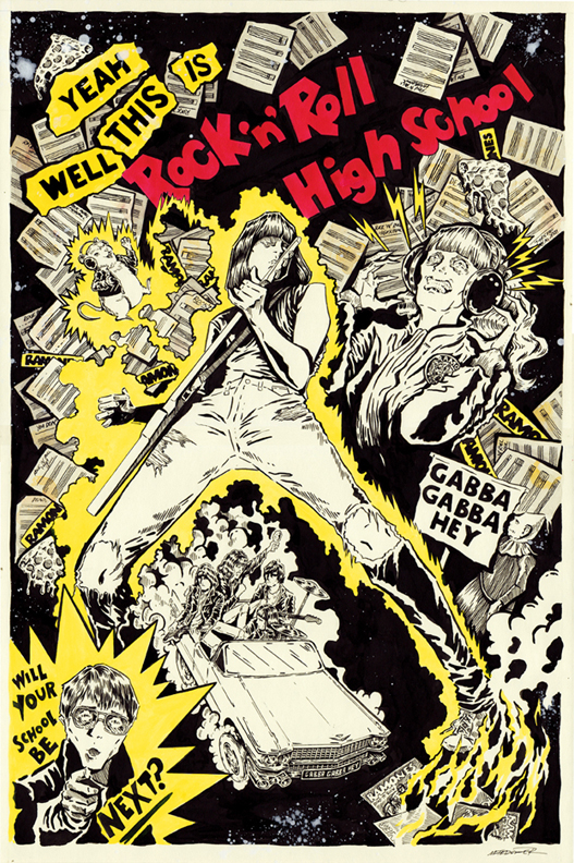 Rock-Roll-High-School-by-M.Fersner
