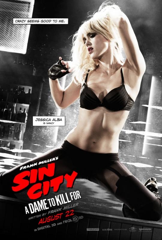 Sin City Jessica Alba