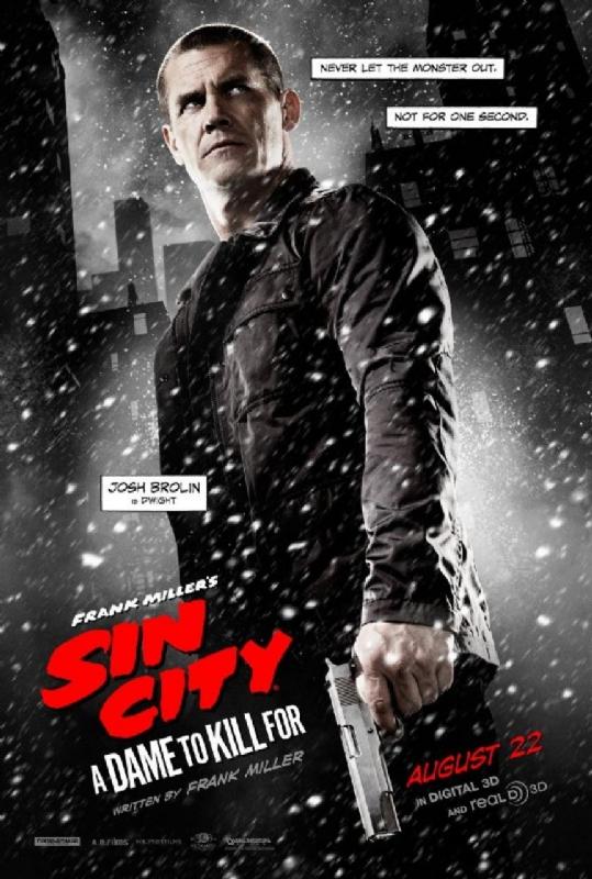 Sin City Josh Brolin